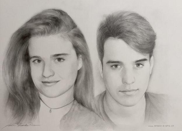 Retratos Carboncillo Archivos